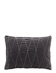 CUSHION COVER INA GOTS - ANTHRACITE