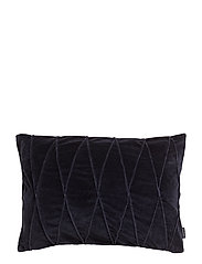 CUSHION COVER INA GOTS - MIDNIGHT BLUE