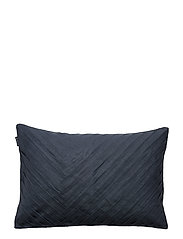 CUSHION COVER ISAK - OMBRE BLUE