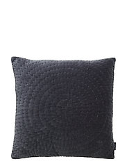 CUSHION COVER OSSIAN GOTS - OMBRE BLUE