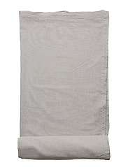 TABLE CLOTH LINEN BLEND - SMOKE