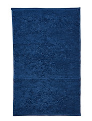 BATH MAT TERRY SIGRID - NAVY
