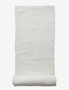 Table Cloth Washed Linen - bordsduk - lunar rock
