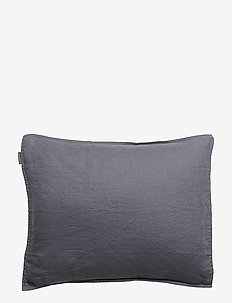 Pillowcase Washed Linen - Örngott - ombre blue
