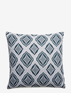 Cushion Cover Meja - puder - dark petrol