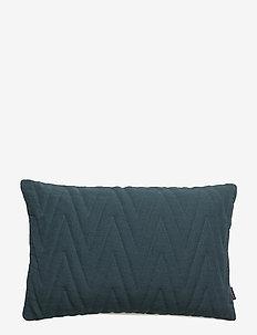 Cushion Cover Frank - kussenovertrekken - dark petrol