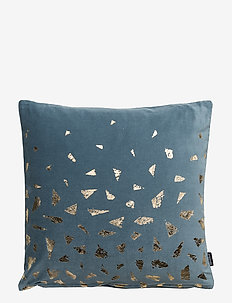 Cushion Cover Sixten - kuddfodral - dark petrol