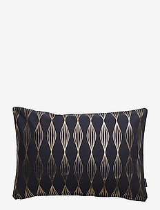 Cushion Cover Vega - tyynyliinat - dark navy