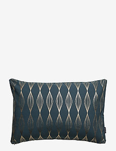 Cushion Cover Vega - kuddfodral - dark petrol