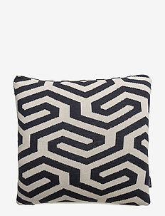 Cushion Cover Alicia - kussenovertrekken - dark navy
