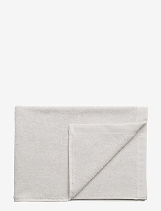 TOWEL COTTON LINEN - håndklær - lunar rock