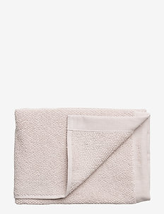 TOWEL COTTON LINEN - PALE PINK