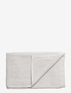 BATH TOWEL COTTON LINEN - LUNAR ROCK