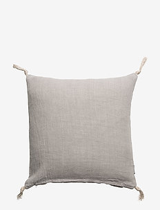 CUSHION COVER - kuddfodral - light grey
