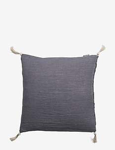 CUSHION COVER - ombre blue