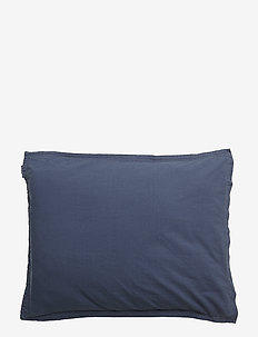 PILLOWCASE VINTAGE GOTS - OMBRE BLUE