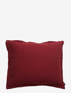 PILLOWCASE VINTAGE GOTS - WINE
