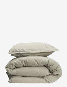 BED SET VINTAGE GOTS - bedding sets - linnen beige