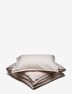 BED SET VINTAGE GOTS - bäddset - misty pink