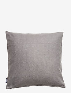 CUSHION COVER DALIA GOTS - DARK GREY