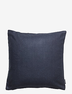 CUSHION COVER DALIA GOTS - MIDNIGHT BLUE
