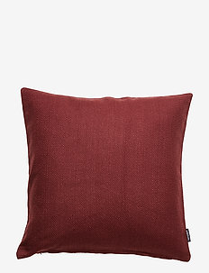 CUSHION COVER DALIA GOTS - WINE