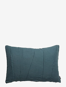 CUSHION COVER JOSEF - DARK PETROL