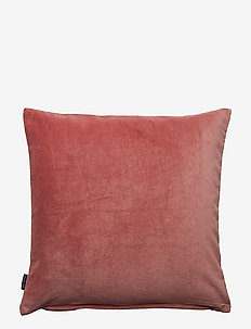 CUSHION COVER AVA GOTS - tyynyliinat - rouge