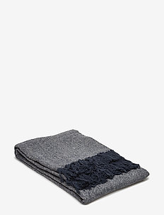 THROW SIMON - blankets - midnight blue