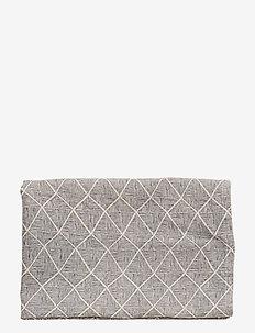 KITCHEN TOWEL HERMAN - ręczniki kuchenne - lunar rock/ombre blue