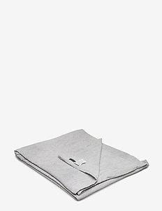 TABLE CLOTH LINEN BLEND AMMI - LUNAR ROCK
