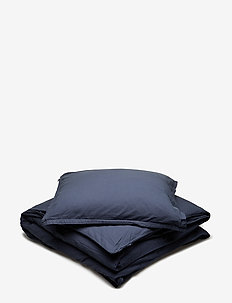 BED SET KING SIZE VINTAGE GOTS - OMBRE BLUE