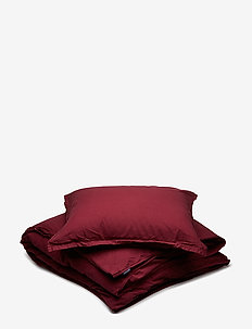 BED SET KING SIZE VINTAGE GOTS - bäddset - wine