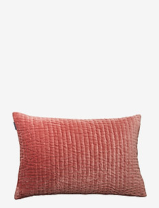 CUSHION COVER ELLIOT GOTS - kussenovertrekken - rouge
