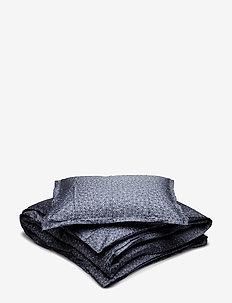 NO BED SET LOVIS - beddegoeden - midnight blue