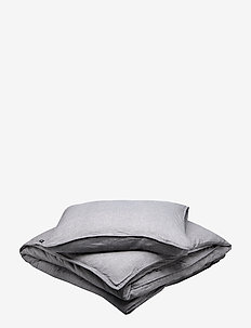 BED SET CHAMBREY EDGAR - bedding sets - dark grey