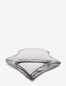 BED SET LINEN BLEND - bedding sets - smoke