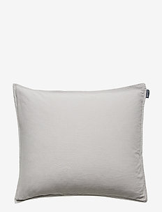 PILLOWCASE LINEN BLEND - pillowcases - smoke