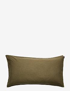 PILLOWCASE LINEN BLEND - pillowcases - forest green
