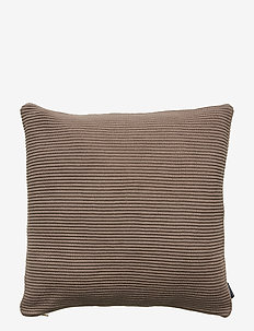 CUSHION COVER ALGOT GOTS - kuddfodral - walnut