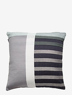CUSHION COVER VIGGO GOTS - kuddfodral - smoke