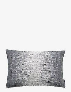 CUSHION COVER FOLKE GOTS - kuddfodral - ombre blue