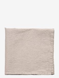 KITCHEN TOWEL LINEN BLEND - ręczniki kuchenne - linnen beige