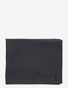 KITCHEN TOWEL LINEN BLEND - küchenhandtücher - ombre blue