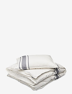 BED SET ANTON GOTS - bedding sets - offwhite