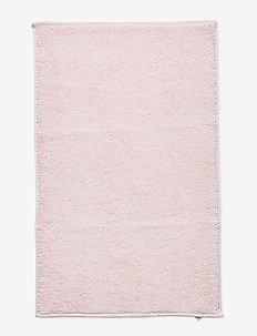 BATH MAT TERRY SIGRID - badeværelsesmåtter - dusty rose