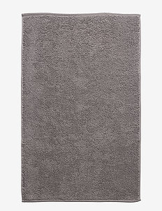 BATH MAT TERRY SIGRID - GREY
