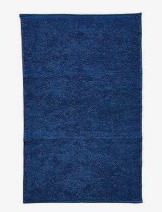 BATH MAT TERRY SIGRID - bath rugs - navy