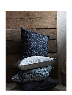 CUSHION COVER LOVIS - MIDNIGHT BLUE
