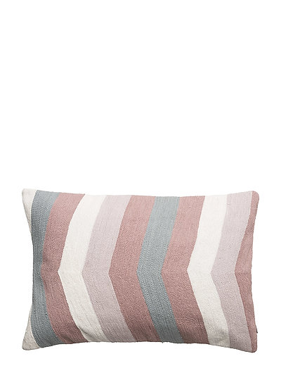 CUSHION COVER RUBIN - MAUVE